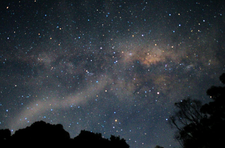 And my personal favourite picture of the milky way 😄